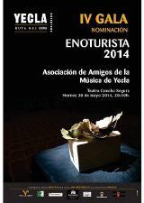 Galardón Enoturista 2014