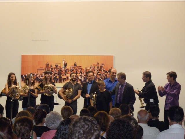 Concierto y Presentación CD Mediterráneo