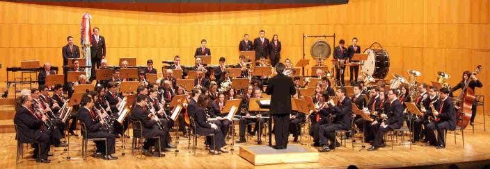 """Ciclo """"Bandas en el Auditorio"""": Banda AAM de Yecla"""