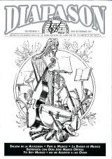 Difusión (I). Los inicios, Revista Diapasón