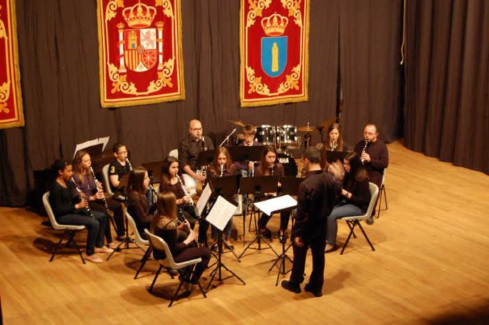 Primer Encuentro de Ensembles de Clarinetes
